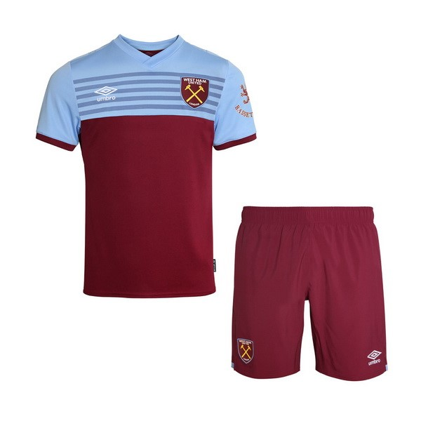 Trikot West Ham United Heim Kinder 2019-20 Rote