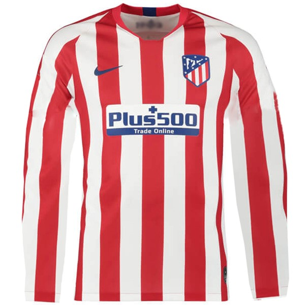 Trikot Atletico Madrid Heim ML 2019-20 Rote