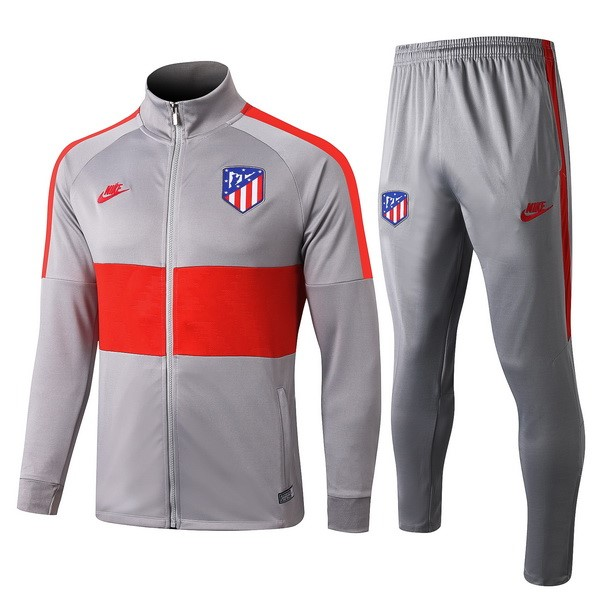 Trainingsanzug Atletico Madrid 2019-20 Grau Rote