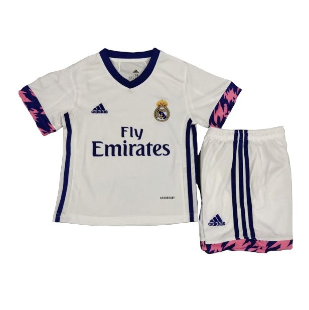 Trikot Real Madrid Heim Kinder 2020-21