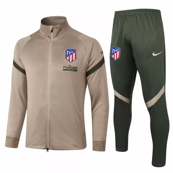 Trainingsanzug Atletico Madrid 2020-21 Marron
