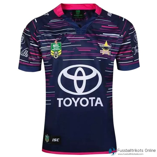 North Queensland Cowboys Trikot Auswarts 2016-17 Rugby Shirts Günstig